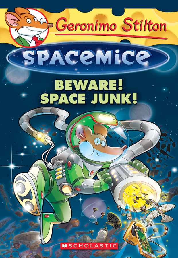 Geronimo Stilton - Beware! Space Junk!