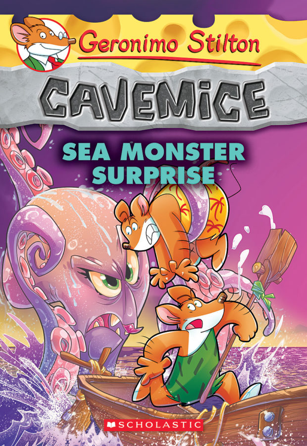 Geronimo Stilton - Sea Monster Surprise