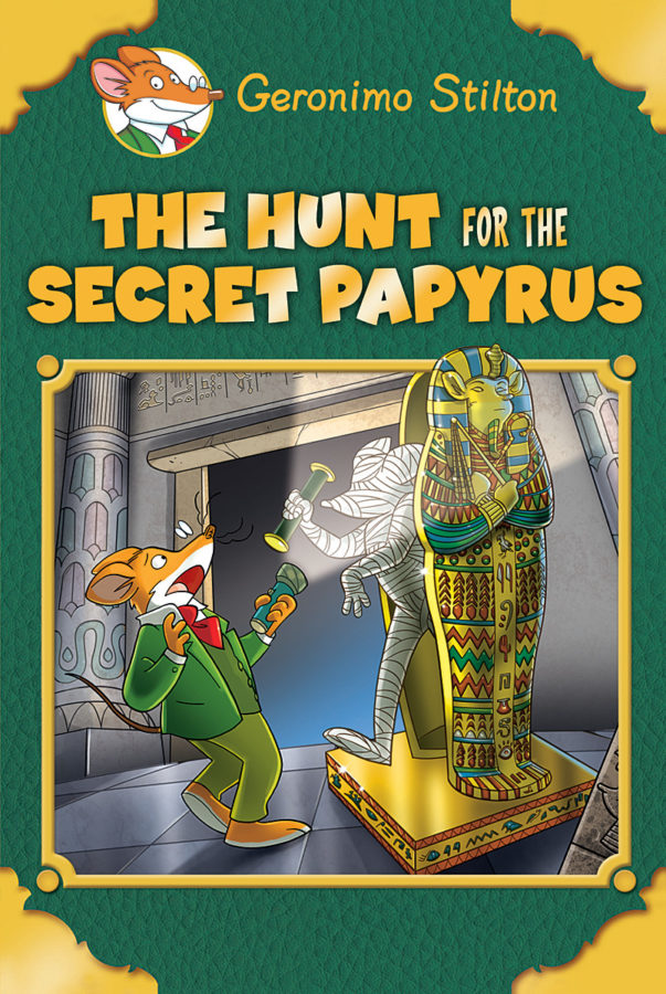 Geronimo Stilton - The Hunt for the Secret Papyrus