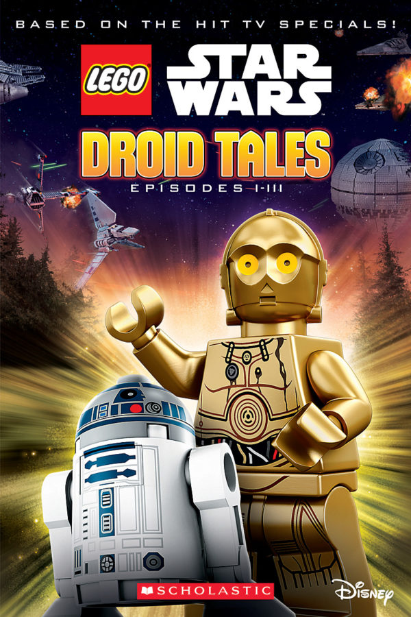 Kate Howard - LEGO Star Wars: Droid Tales (Episodes I-III)