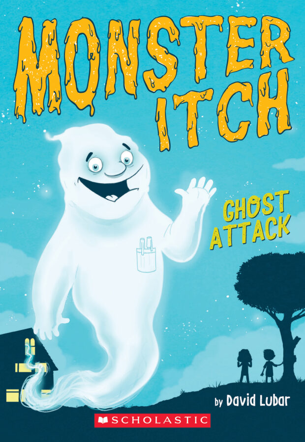 David Lubar - Monster Itch: Ghost Attack