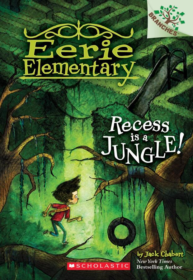 Jack Chabert - Recess Is a Jungle!