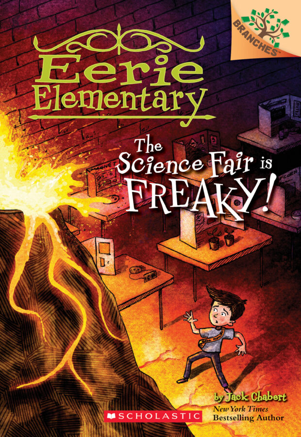 Jack Chabert - Science Fair is Freaky!, The