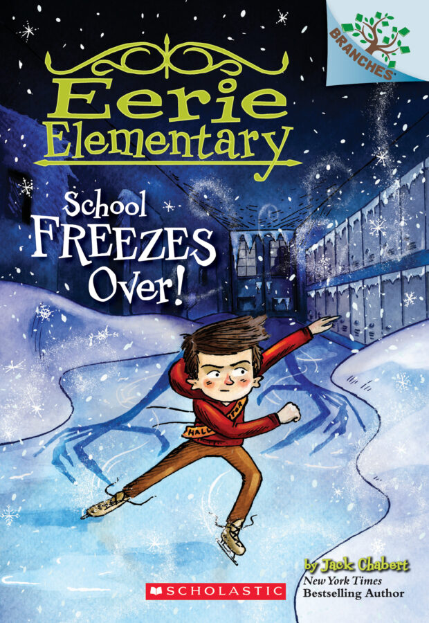 Jack Chabert - School Freezes Over!