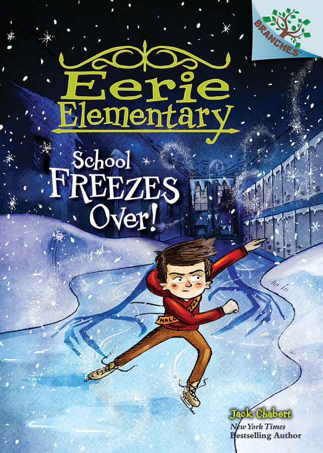 Jack Chabert - School Freezes Over!