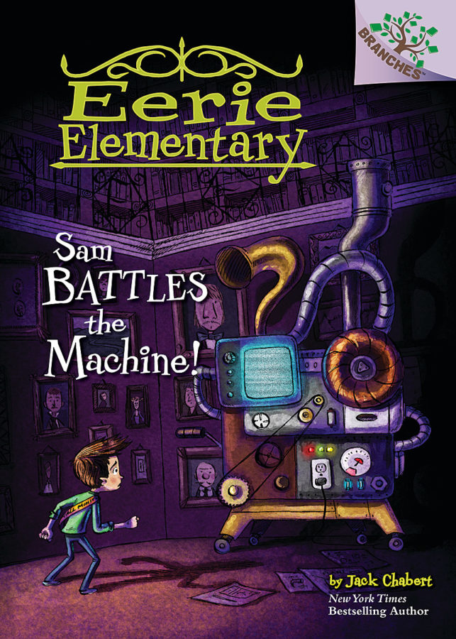 Jack Chabert - Sam Battles the Machine!