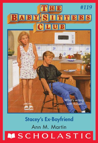 Ann M. Martin - Stacey's Ex-Boyfriend