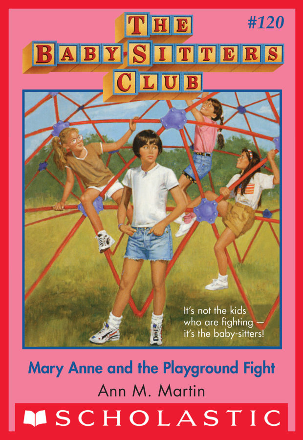 Ann M. Martin - Mary Anne and the Playground Fight