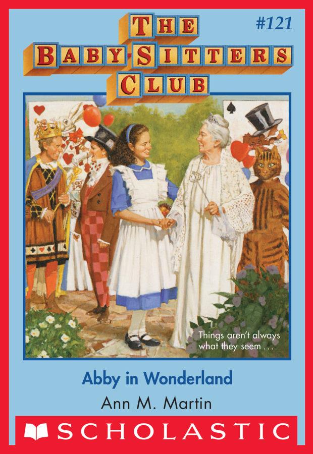 Ann M. Martin - BSC #121: Abby in Wonderland