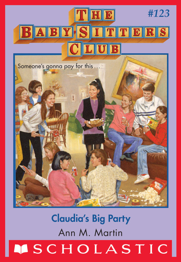 Ann M. Martin - Claudia's Big Party