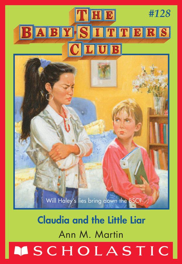 Ann M. Martin - Claudia and the Little Liar
