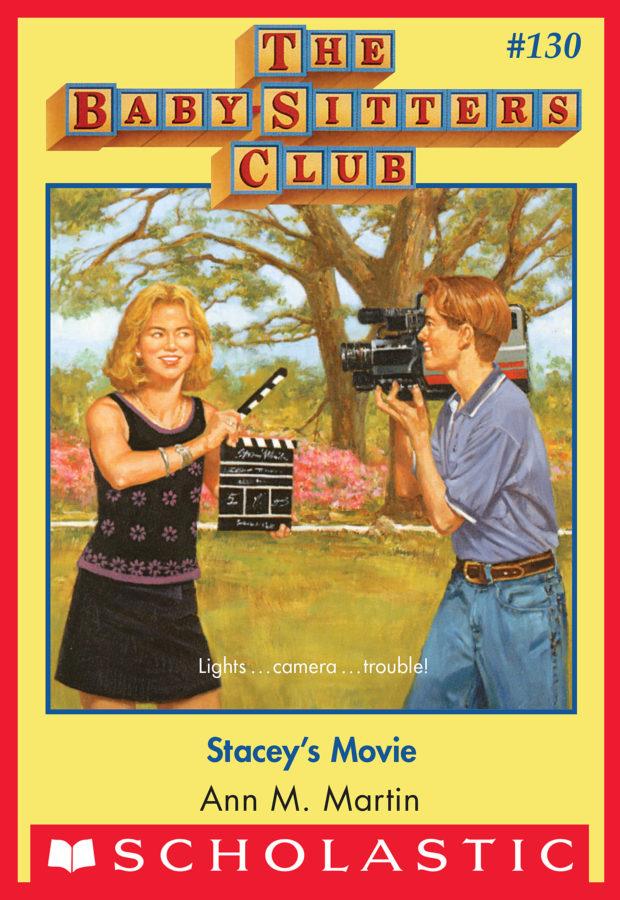Ann M. Martin - BSC #130: Stacey's Movie