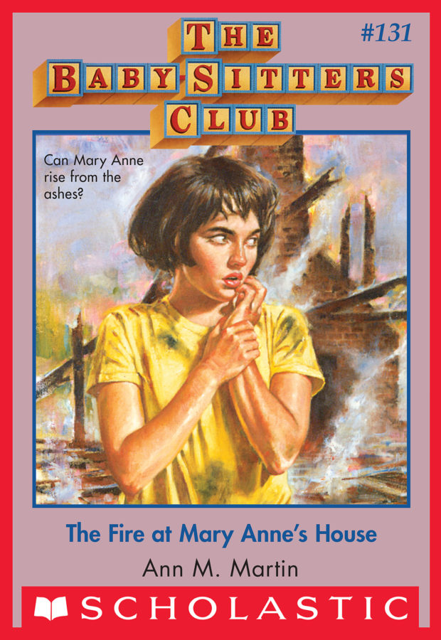 Ann M. Martin - The Fire at Mary Anne's House