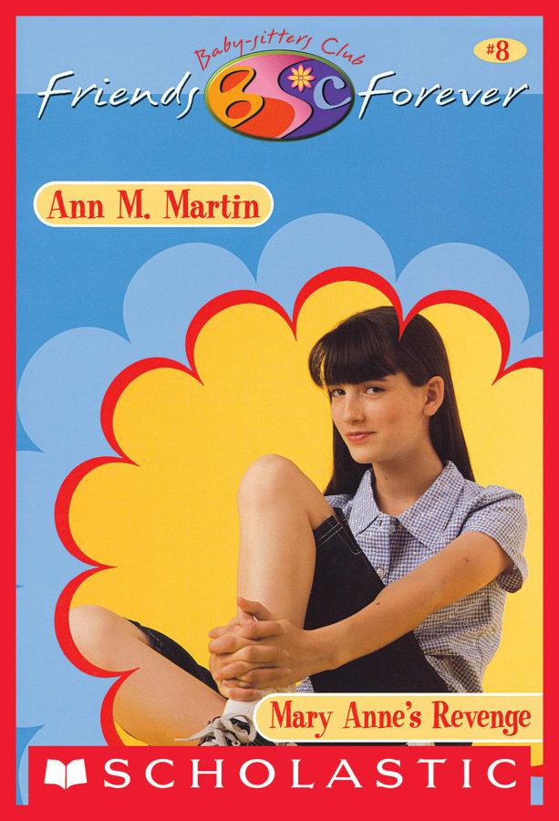 Ann M. Martin - Mary Anne's Revenge