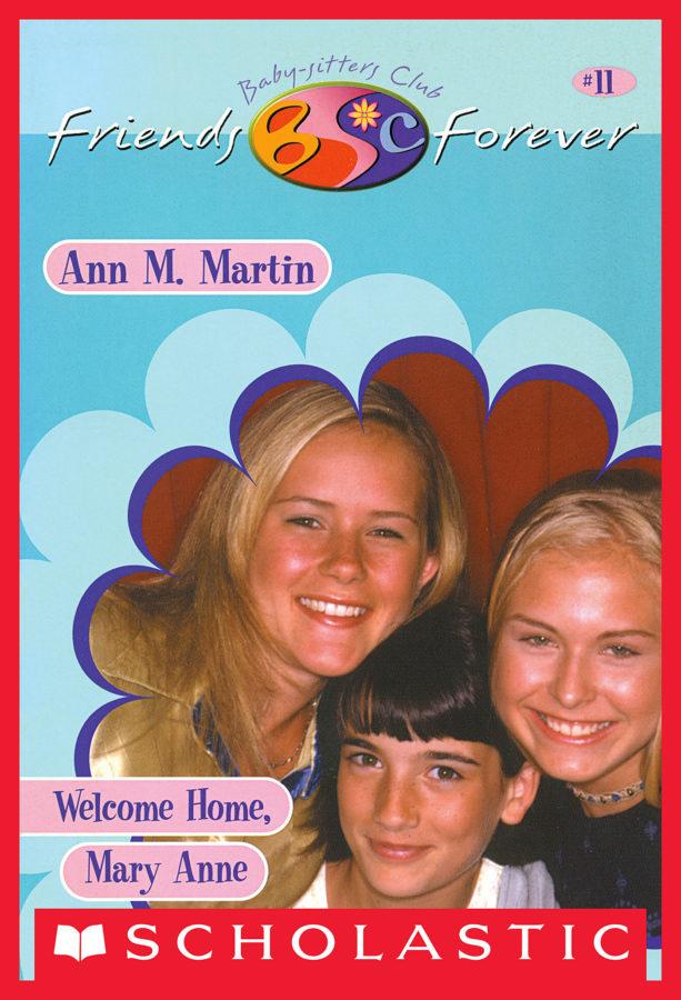 Ann M. Martin - Welcome Home, Mary Anne