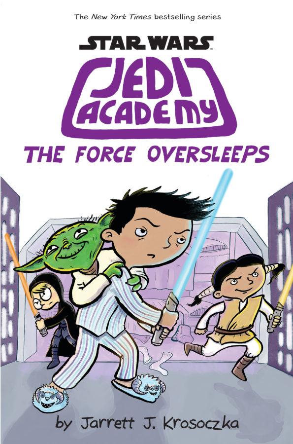 Jarrett J. Krosoczka - The Force Oversleeps