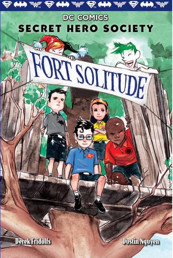 Derek Fridolfs - Fort Solitude
