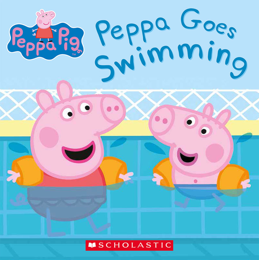 Scholastic - Peppa Goes Swimming