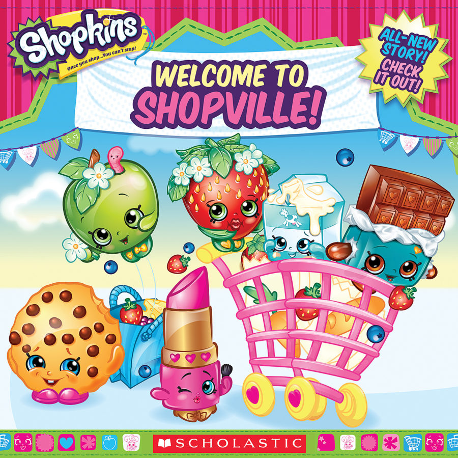 Jenne Simon - Shopkins: Welcome to Shopville