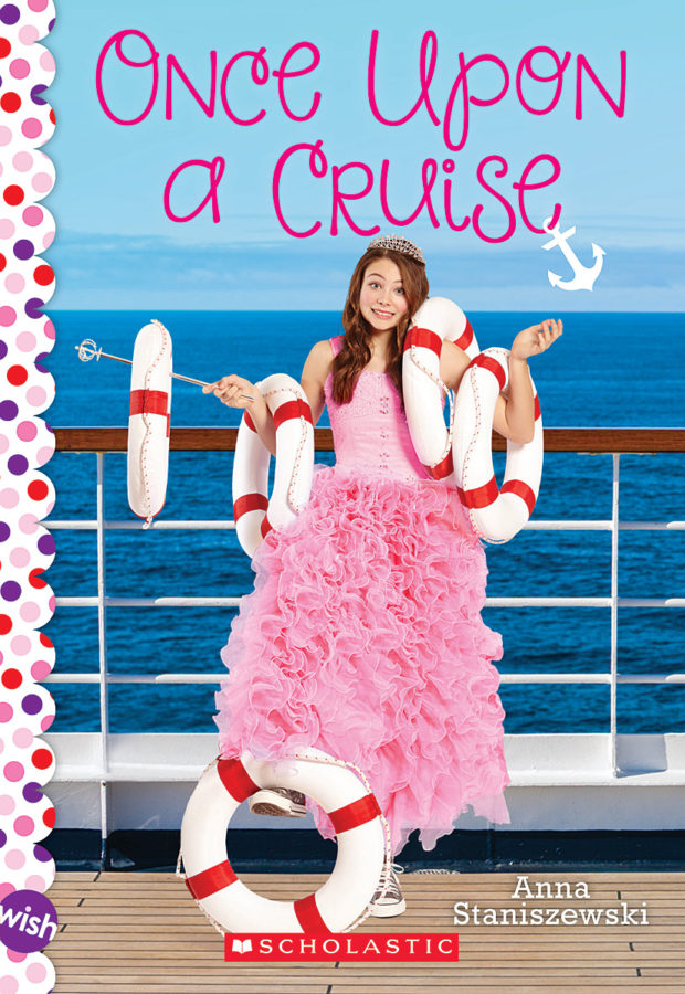 Anna Staniszewski - Once Upon a Cruise