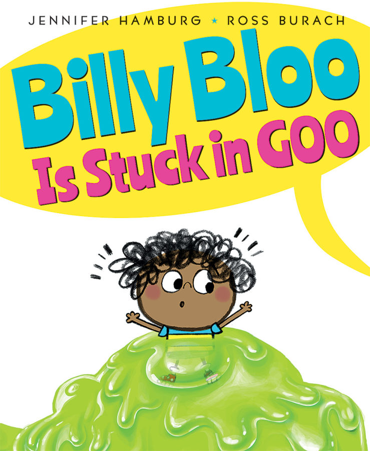 Jennifer Hamburg - Billy Bloo Is Stuck in Goo