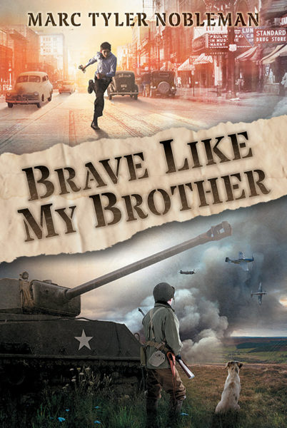 Marc Tyler Nobleman - Brave Like My Brother