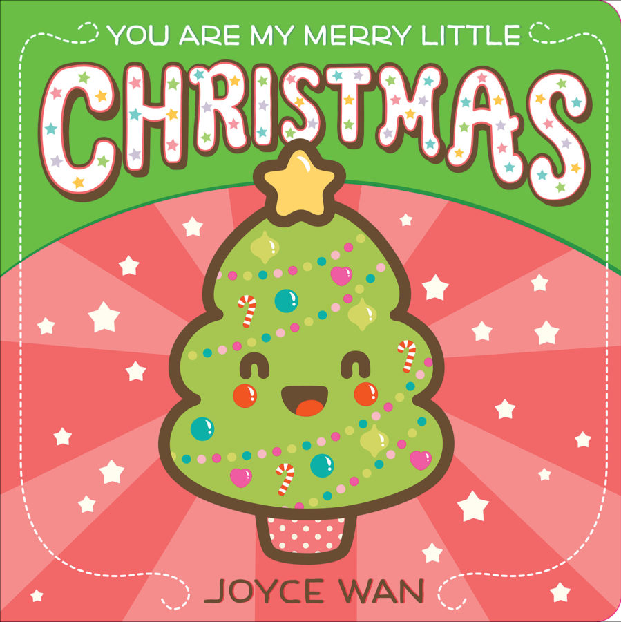 Joyce Wan - You Are My Merry Little Christmas