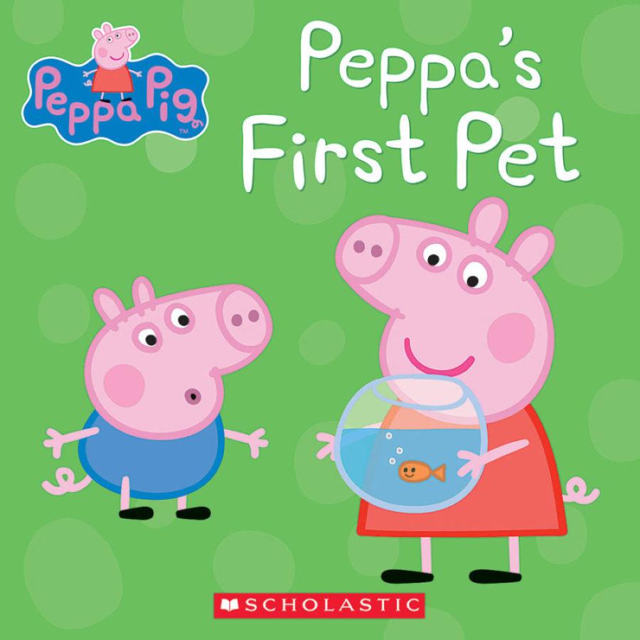 Scholastic - Peppa's First Pet