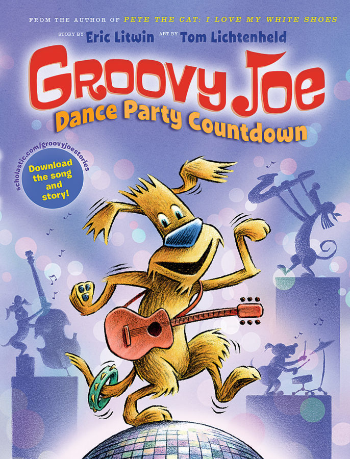 Eric Litwin - Groovy Joe: Dance Party Countdown