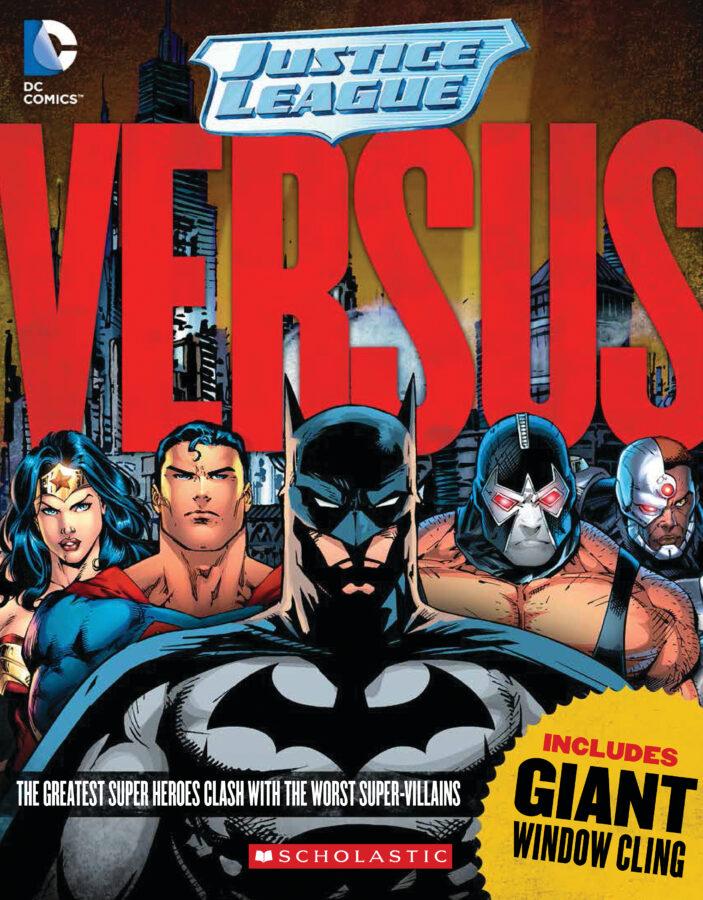John Sazaklis - Justice League: Versus