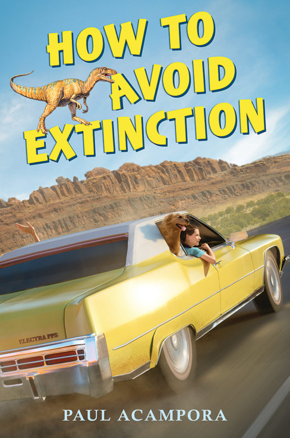 Paul Acampora - How to Avoid Extinction