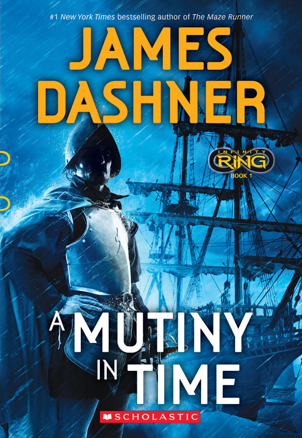 James Dashner - A Mutiny in Time