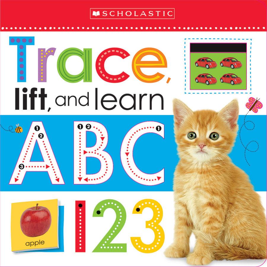 Scholastic - ABC 123