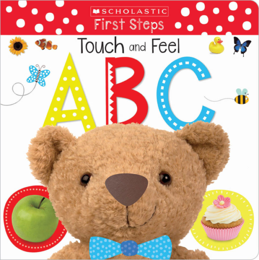 Scholastic - Touch and Feel ABC