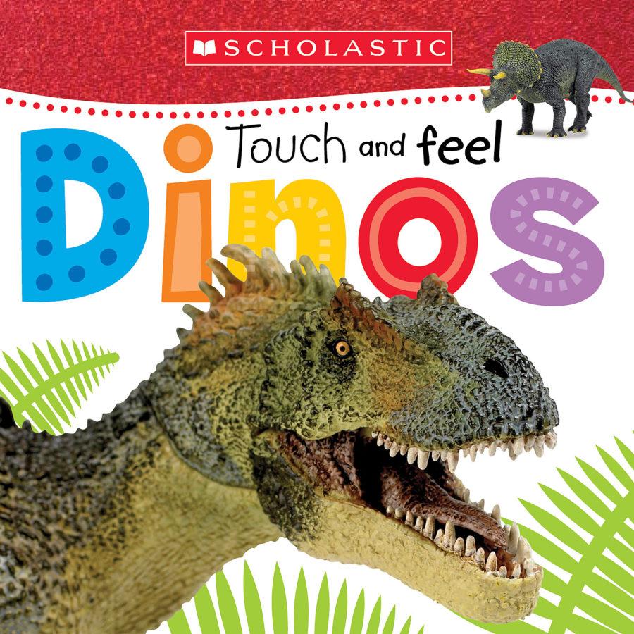 Scholastic - Dinos