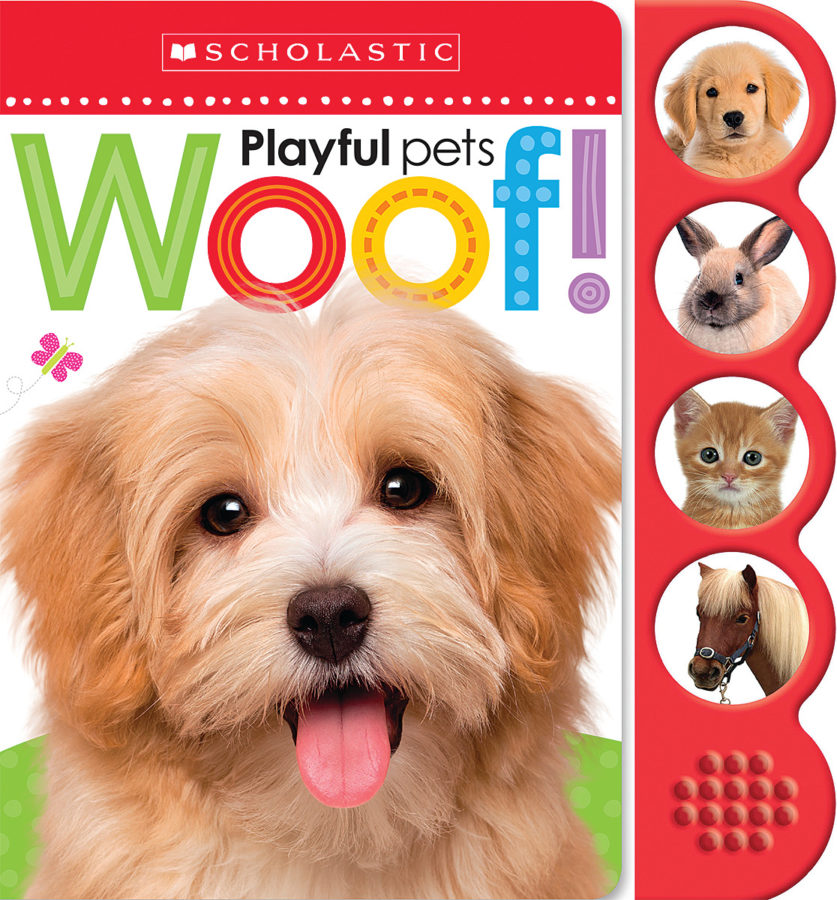 Scholastic - Woof!
