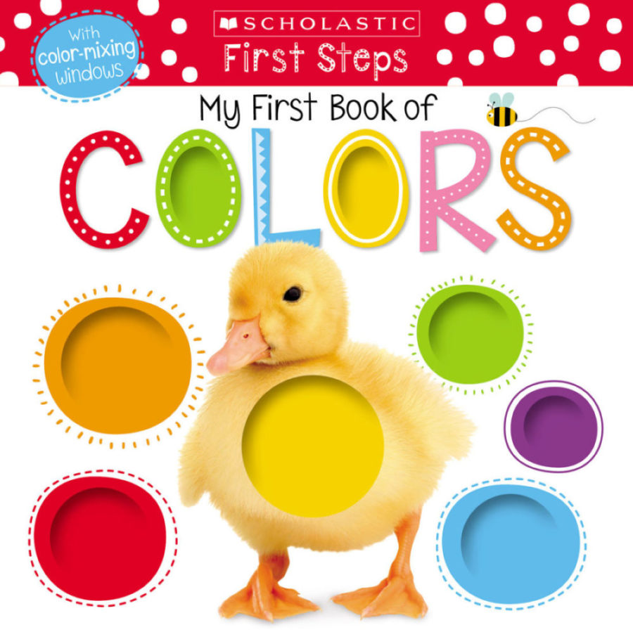 Scholastic - My First Book of Colors