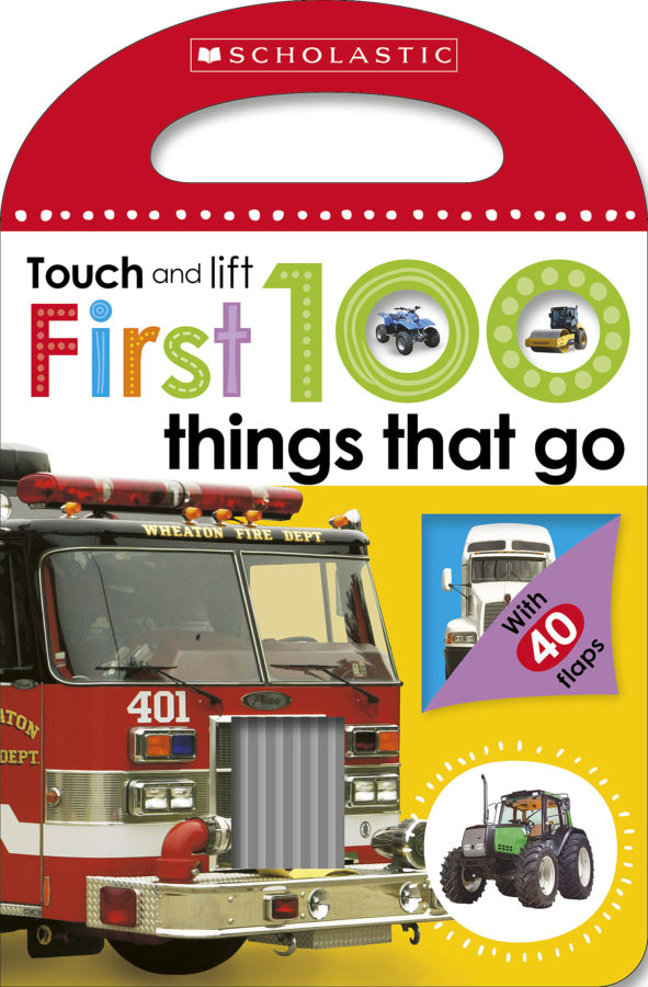 Scholastic - First 100 Things That Go