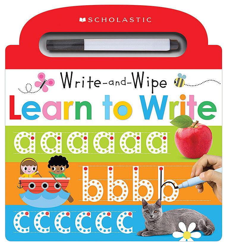 Scholastic - Learn to Write