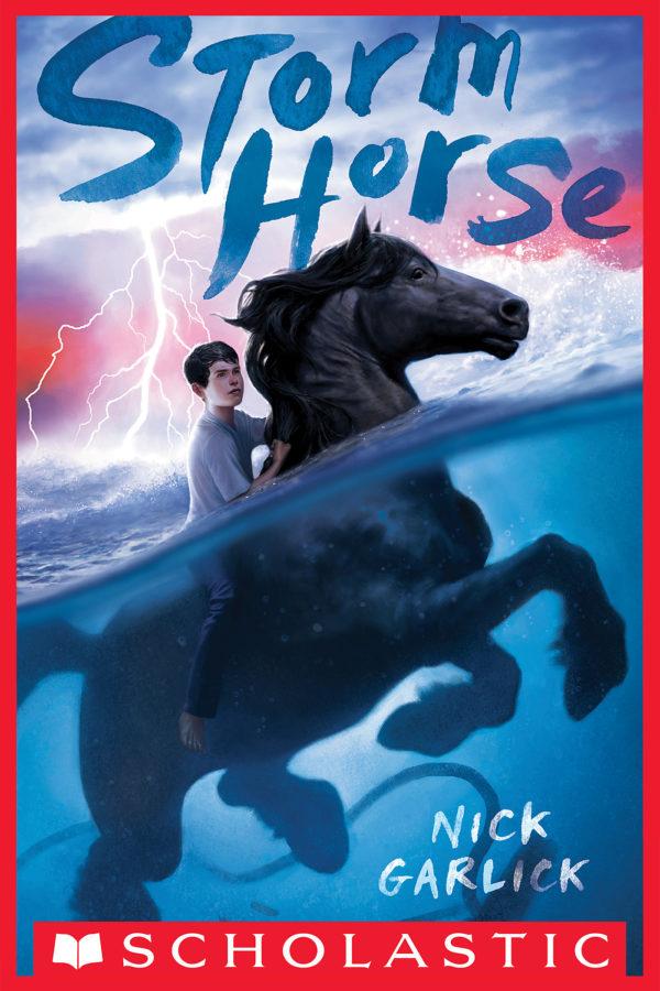 Nick Garlick - Storm Horse