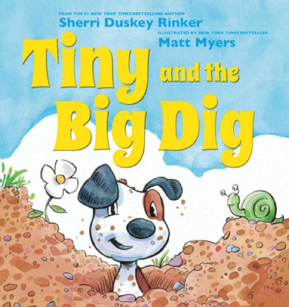 Sherri Dusky - Tiny and the Big Dig