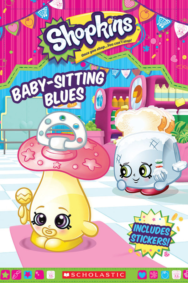 Scholastic - Baby-Sitting Blues
