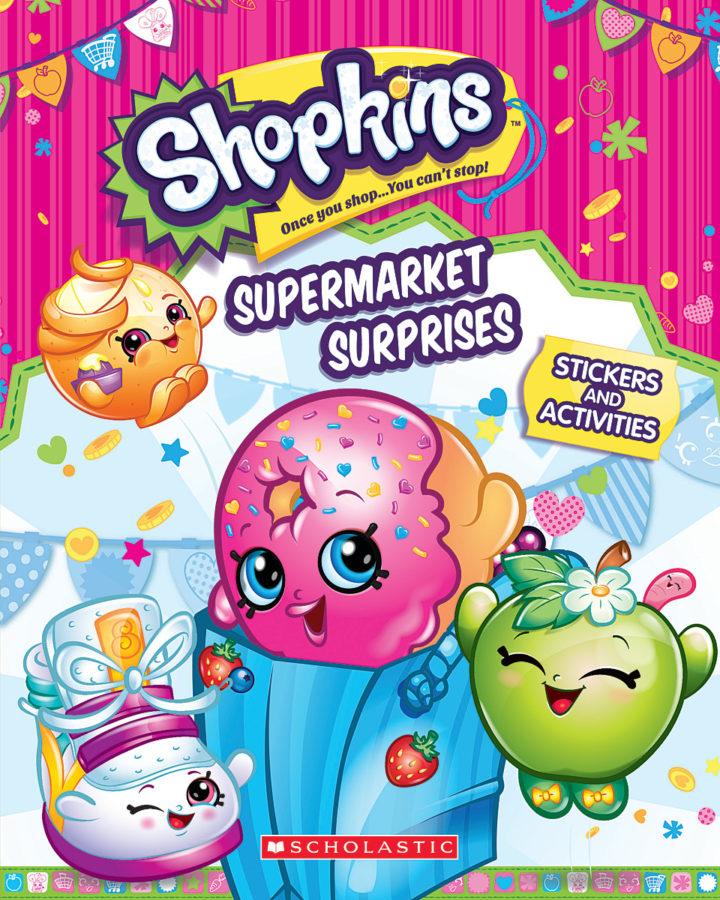 Scholastic - Supermarket Surprises