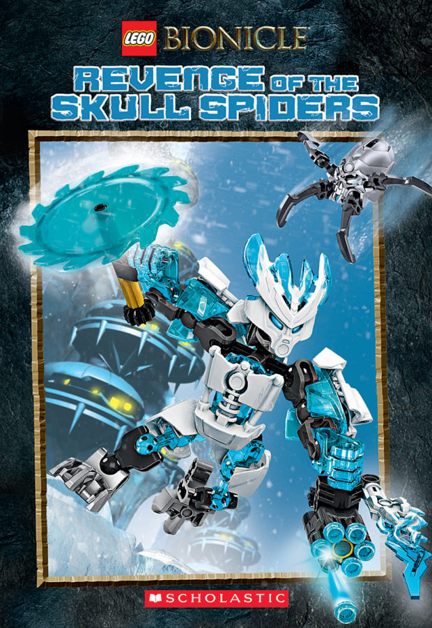 Ryder Windham - LEGO BIONICLE: Revenge of the Skull Spiders (Chapter Book #2)