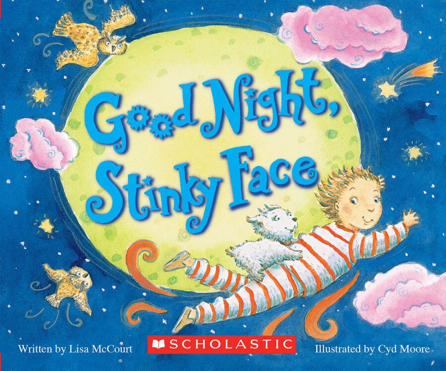 Lisa McCourt - Good Night, Stinky Face