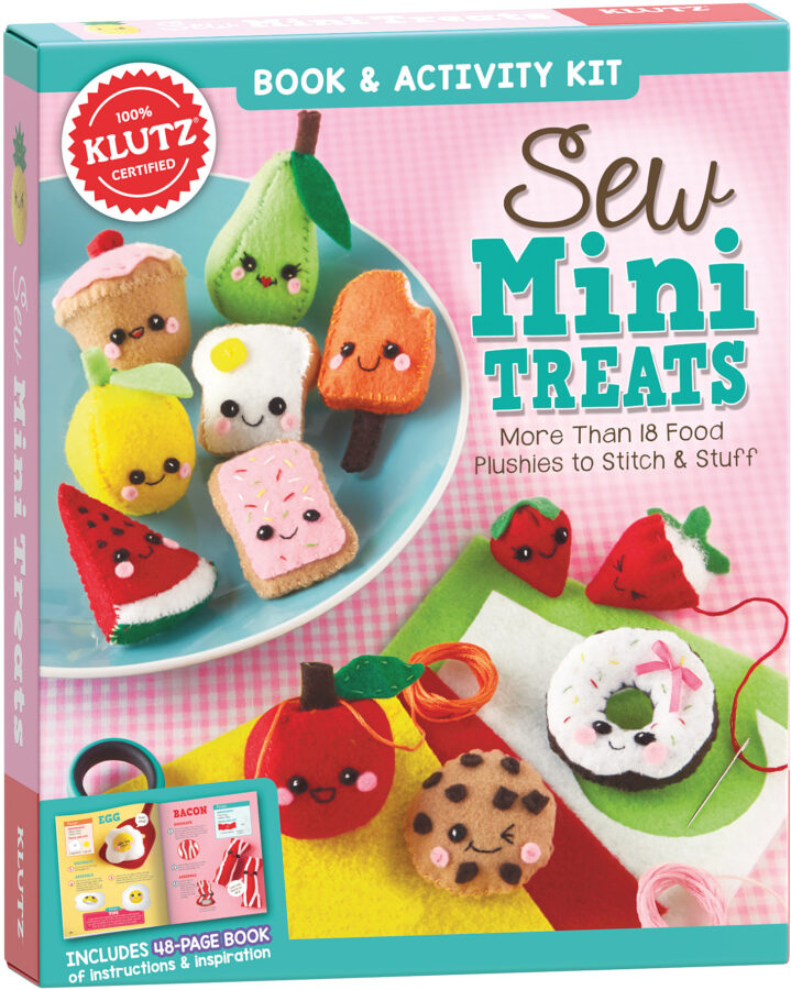 Editors of Klutz - Sew Mini Treats