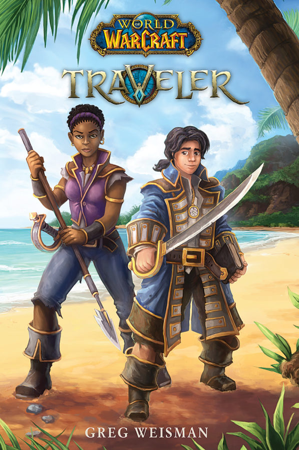 Greg Weisman - World of Warcraft: Traveler
