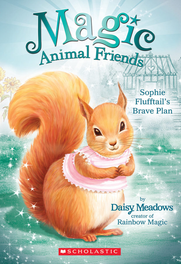 Daisy Meadows - Sophie Flufftail's Brave Plan