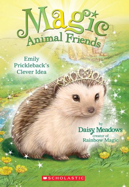 Daisy Meadows - Emily Prickleback's Clever Idea