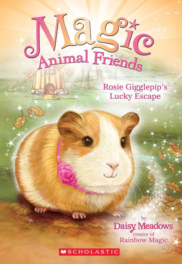 Daisy Meadows - Rosie Gigglepip's Lucky Escape